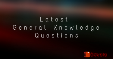Latest General Knowledge Questions