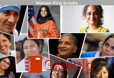 Women - First in India General knowledge questions with answers