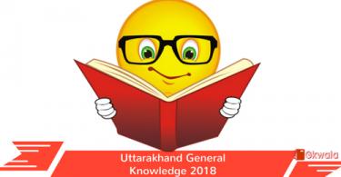 Uttarakhand General Knowledge In Hindi Pdf