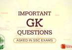 Important- 50 General Knowledge (GK) Questions