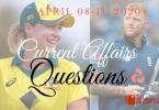 Current Affairs Questions 2020 - Hindi